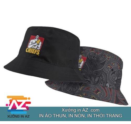 In nón theo yêu cầu số lượng ít, in nón thời trang cao cấp